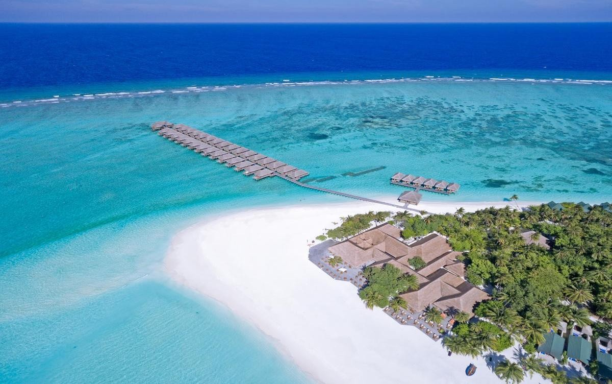 Maldív-szigetek / Meeru Island Resort****