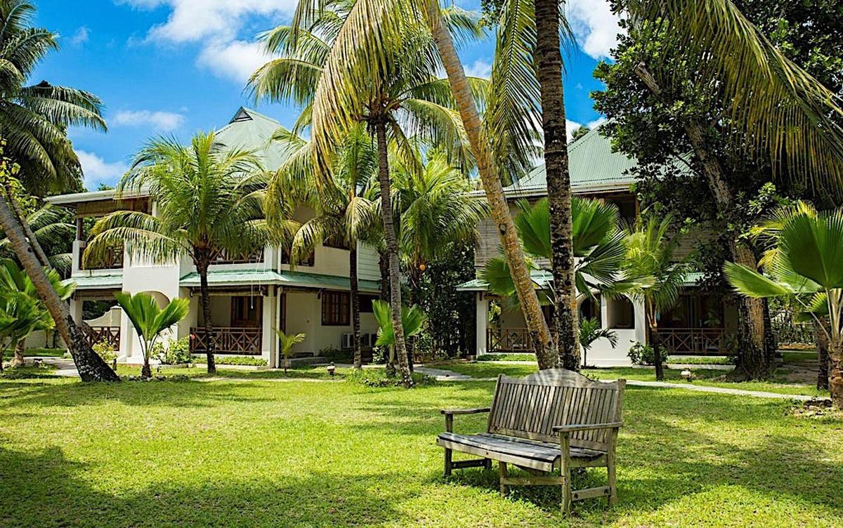 Seychelle-szigetek / Indian Ocean Lodge Hotel*** / Praslin