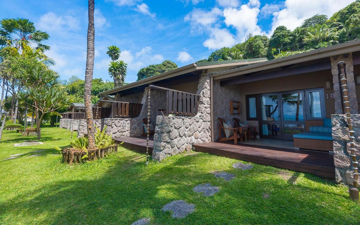 Seychelle-szigetek / Coco de Mer & Black Parrot Suites**** / Praslin