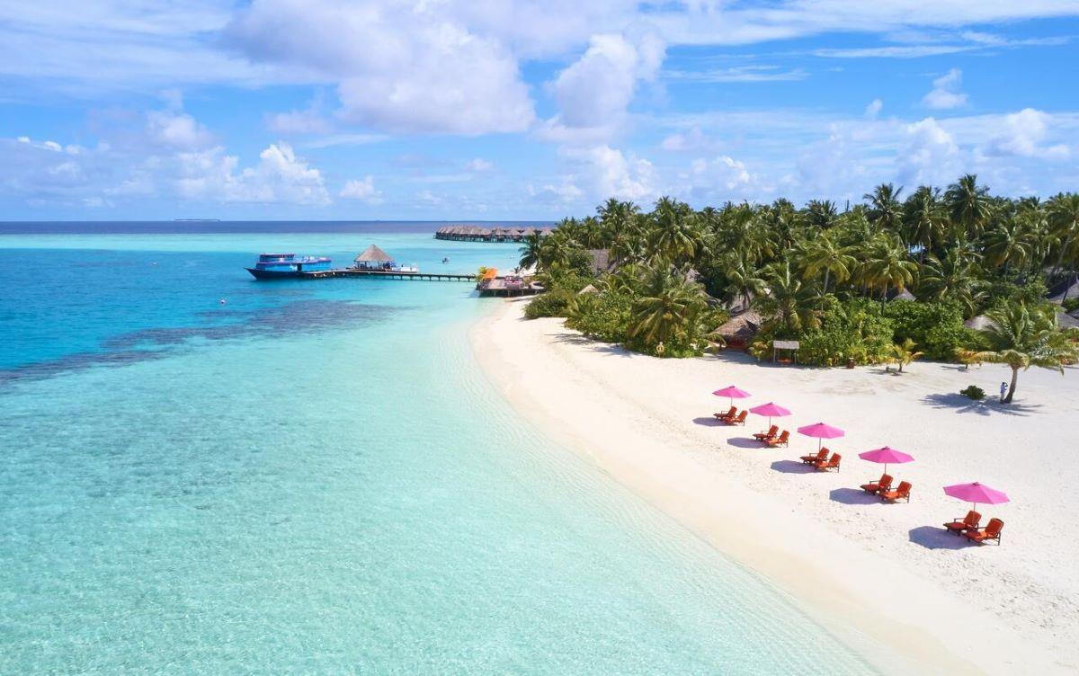 Maldív-szigetek / Sun Siyam Vilu Reef*****