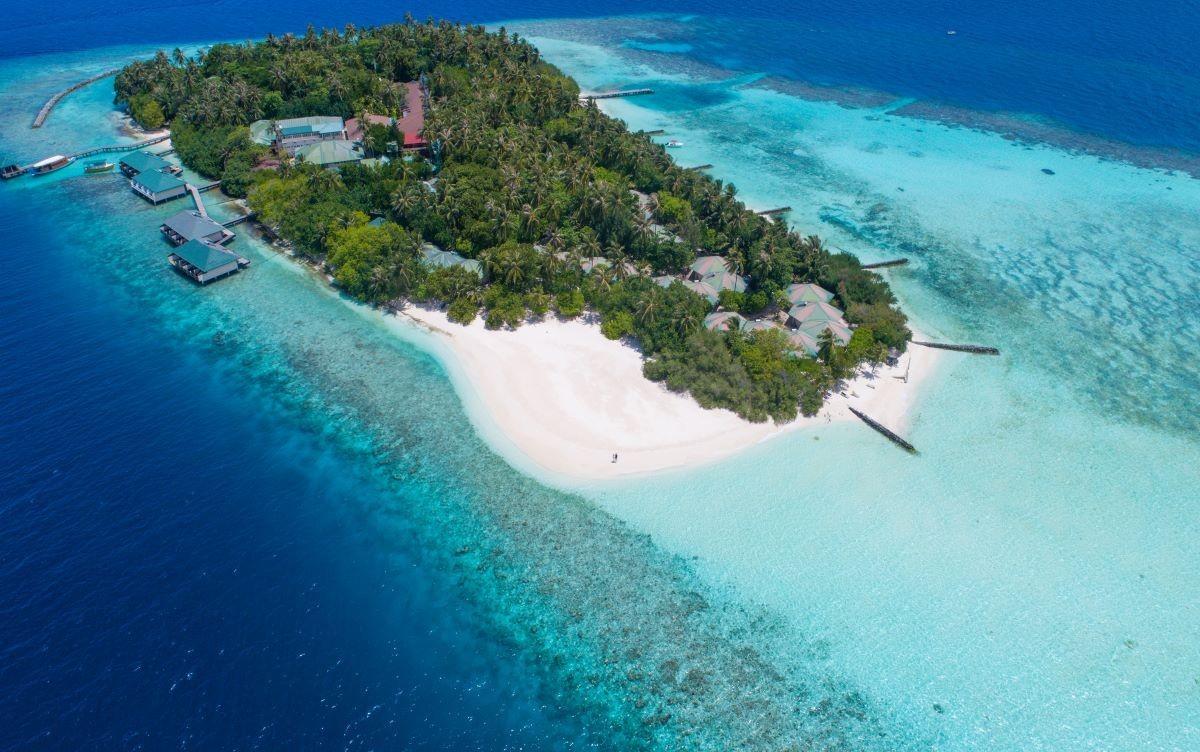 Maldív-szigetek / Embudu Village Maldives***