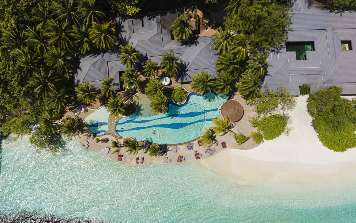Maldív-szigetek / Royal Island Resort & Spa*****